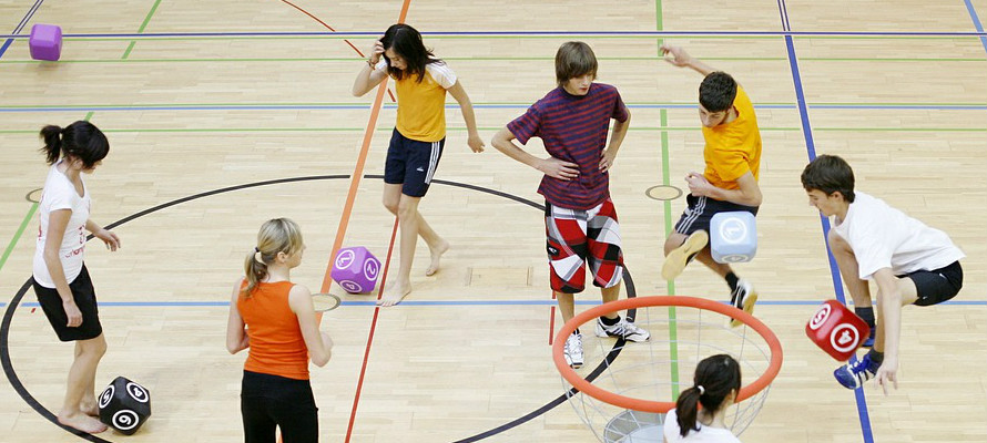 """all teenagers should participate in sports Kids should """"participate"""" in sports, but they should also be encouraged to try to win """"try"""" being the operative word trying to win may be more important than the act of winning."""